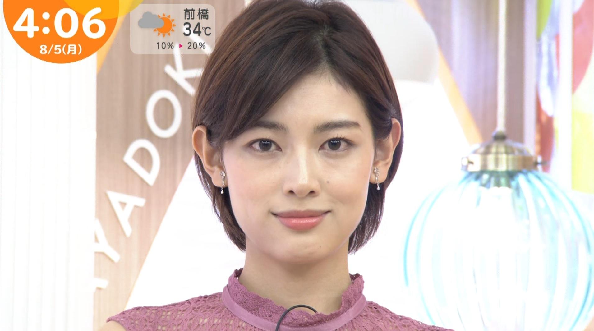 フリーアナウンサー・中西悠理さん出演「はやドキ!」のテレビキャプチャー画像-064