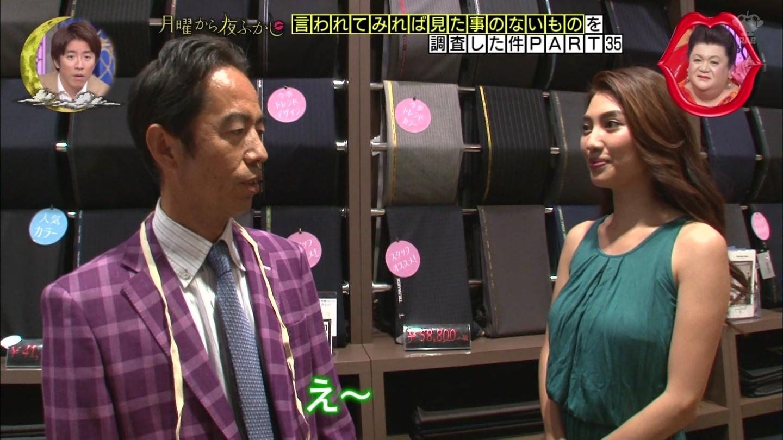 2019年8月5日「月曜から夜ふかし」青山めぐさんのテレビキャプチャー画像-090