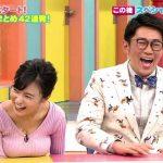 【画像・GIF】小島瑠璃子さんの爆発寸前おっぱいがエッチすぎてツライ???