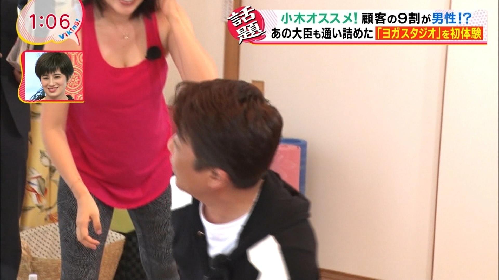 2019年8月14日に放送された「バイキング」に出演した庄司ゆうこさんのテレビキャプチャー画像-166