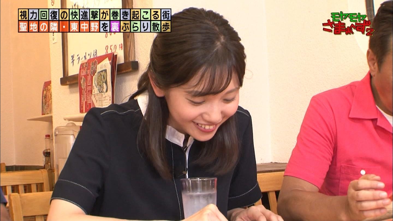 2019年8月18日に放送された「モヤモヤさまぁ~ず2」に出演した田中瞳さんの画像-267