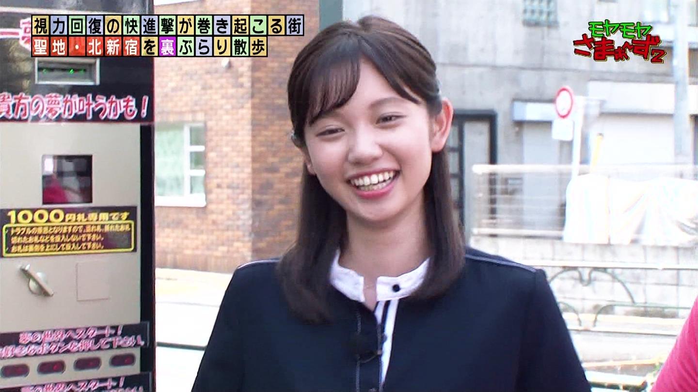 2019年8月18日に放送された「モヤモヤさまぁ~ず2」に出演した田中瞳さんの画像-362