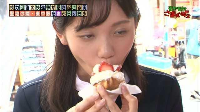 2019年8月18日に放送された「モヤモヤさまぁ~ず2」に出演した田中瞳さんの画像-036