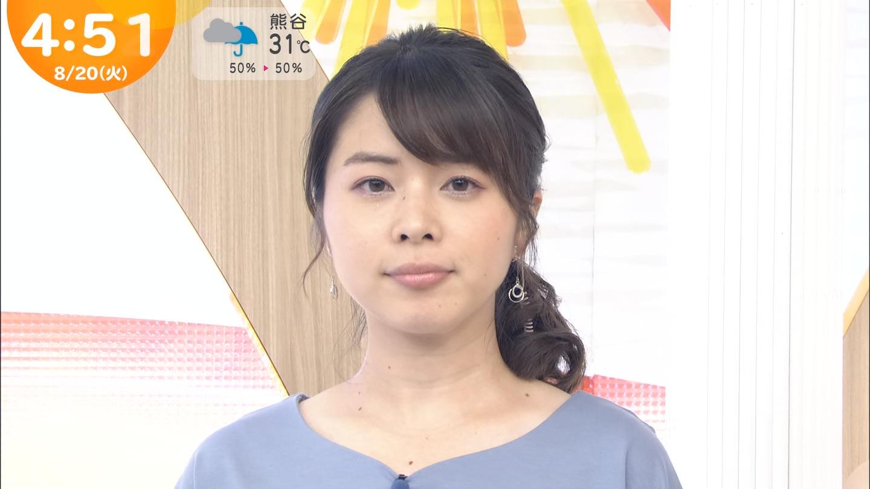 2019年8月20日に放送された「はやドキ!」に出演した中西悠理さんのTVキャプチャ画像-175