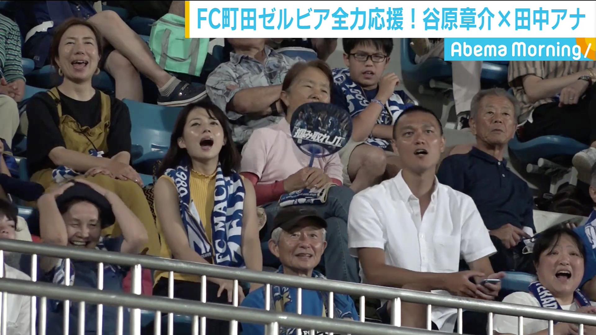 2019年8月21日に放送された「Abema Morning」に出演した田中萌さんのテレビキャプチャー画像-012