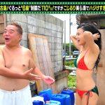 【画像・GIF】「出川哲朗の充電させてもらえませんか?」の小島瑠璃子さん、スイカ水着で8月の最後に大サービス?