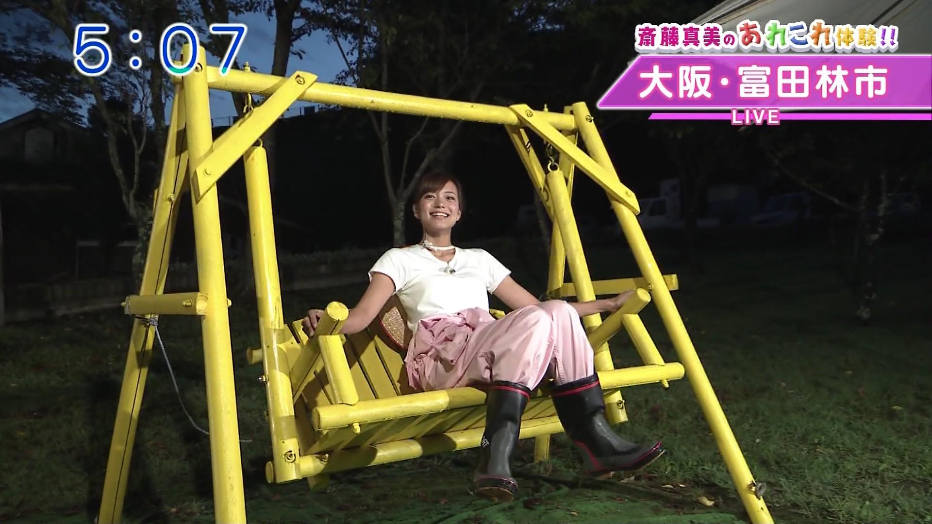 2019年9月5日「おはようコールABC」斎藤真美さんのテレビキャプチャー画像-047