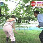 【画像】おはようコールABC・斎藤真美さんの農作業をするTシャツおっぱいをパツパツお尻がエッッッ?