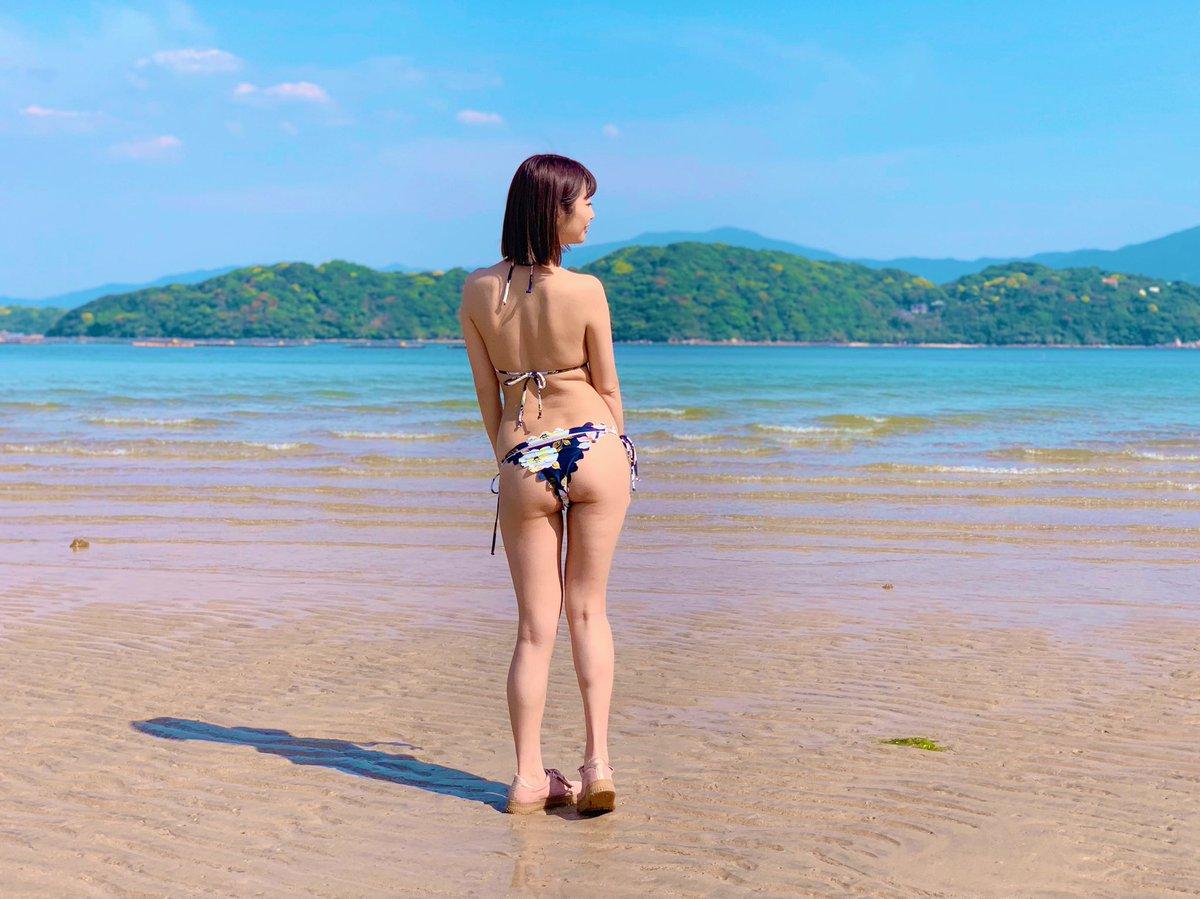 32歳グラビアアイドル・古川真奈美さんの水着姿や自撮りの画像-241