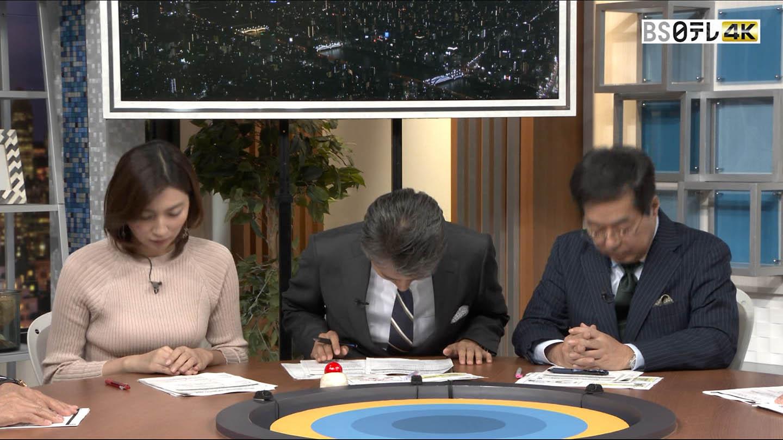 2019年9月10日深層NEWS・畑下由佳さんのテレビキャプチャー画像-003