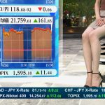 【画像】榊原美紅さんの美脚ミニスカート太ももとあの空間が気になる「ビジネスクリック」😍😍