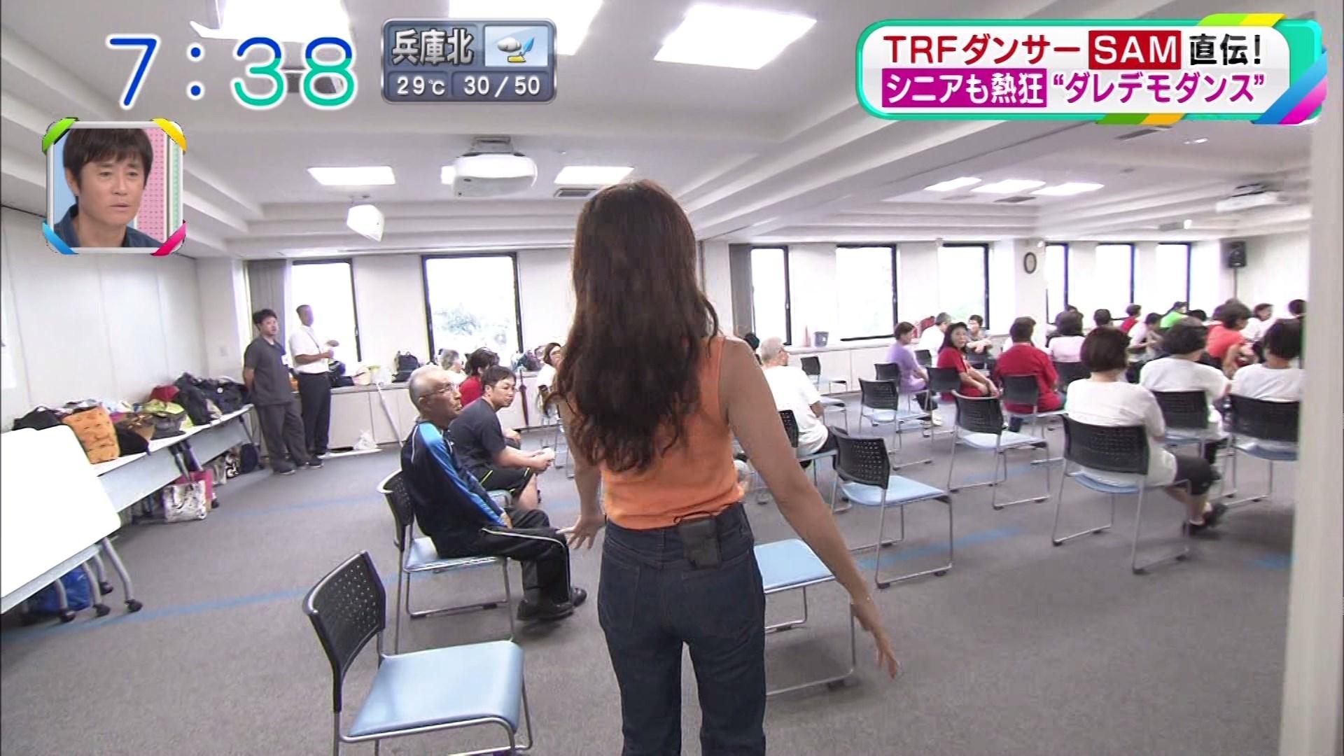 2019年9月16日に放送された「おはよう朝日です」に出演した安藤絵里菜さんのテレビキャプチャー画像-029