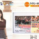 【画像】TBS女性アナウンサー・良原安美さんのスレンダー巨乳を感じさせるおっぱいの膨らみがエッチ???