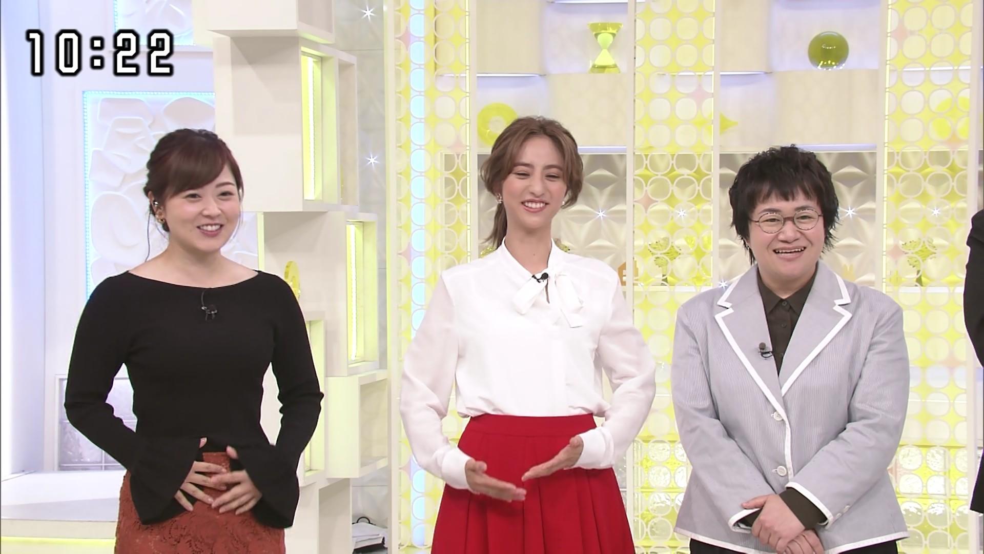 2019年9月19日に放送された「スッキリ」に出演した水卜麻美さんのテレビキャプチャー画像-062
