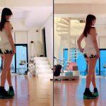 【画像・動画】深田恭子さんのレッスン着姿がめちゃめちゃエチチ?