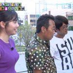 【画像・GIF】テレ東・モヤモヤさまぁ~ず2の田中瞳さん、ノースリーブおっぱいとかめちゃめちゃエロカワ∃???