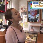 【画像・GIF】タレント・武田訓佳さんの着衣巨乳とトレーニング中のぷるぷる動くおっぱいがめちゃめちゃエロ∃???