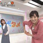 【画像・GIF】日テレ「Oha!4 NEWS LIVE」で内田敦子さんのおっぱいがプルプル揺れててエロ∃???