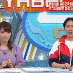 【画像】テレビ朝日女性アナウンサー・三谷紬さんのぐうデカおっぱいがエチエチな「やべっちFC」???