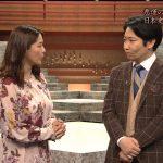 【画像】NHK BSプレミアム「英雄たちの選択」に出演した杉浦友紀さんの存在感ありありおっぱい?