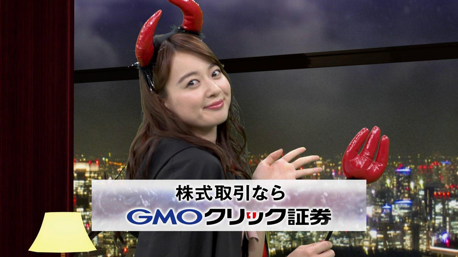 2019年10月8日に放送された「ビジネスクリック」に出演した中城あすかさんのテレビキャプチャー画像-083