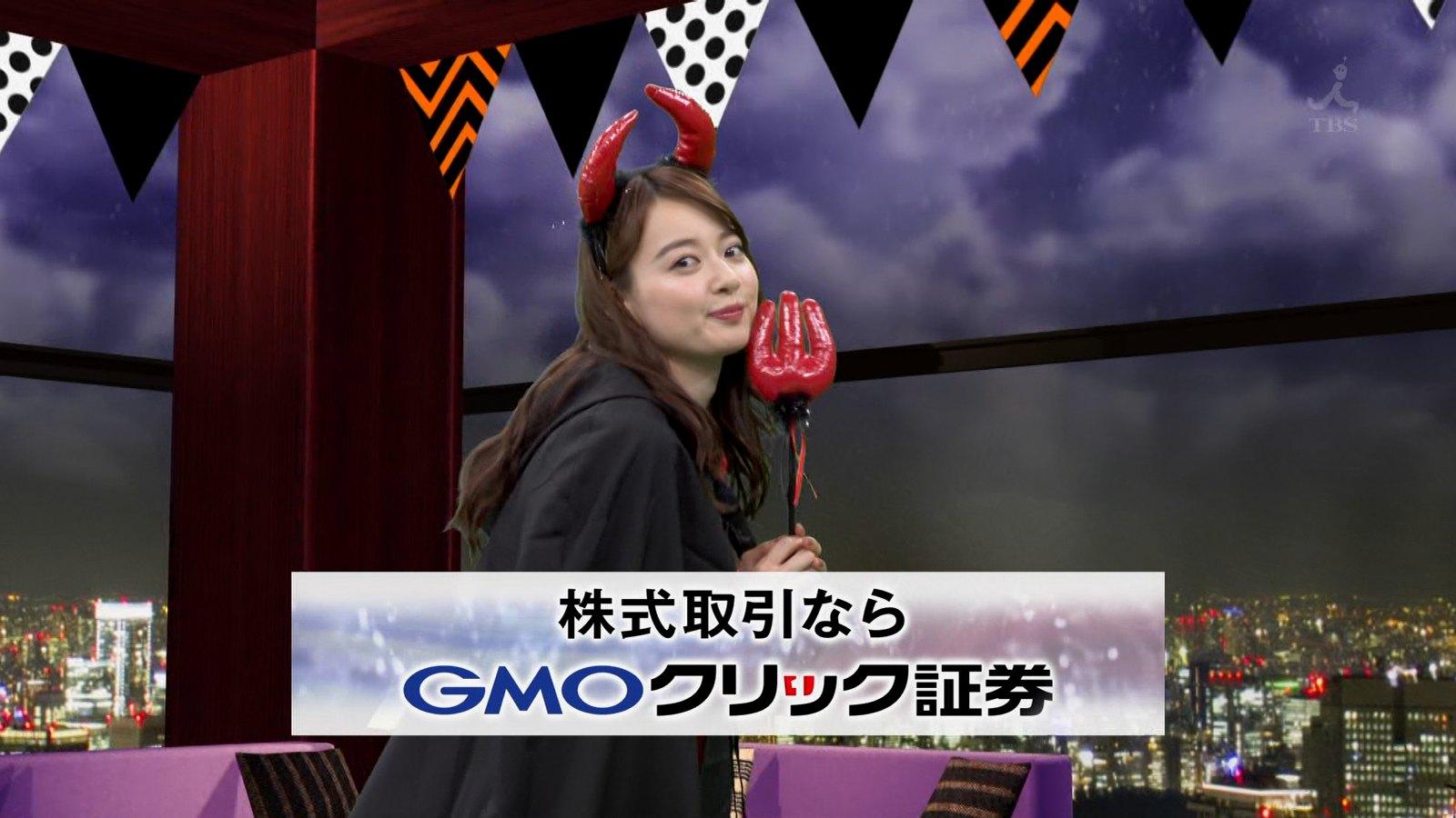 2019年10月8日に放送された「ビジネスクリック」に出演した中城あすかさんのテレビキャプチャー画像-077
