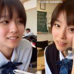 【動画】TikTokでリアルガチに可愛いショートカットJKが発見される😍😍😍