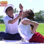【画像・GIF】テレ朝・ロンハースポーツテスト2019で体操服からみえるワキと揺れるおっぱいがエチチ😍