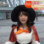 【画像・GIF】テレビ東京「よじごじdays」で女子アナ・森香澄さんのコスプレダンスがカワ∃😍😍😍