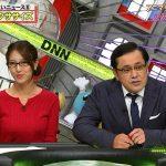 【画像】フジテレビ「全力!脱力タイムズ」で女性アナウンサー・小澤陽子さんの赤いニットおっぱいがエッッッッッ😍😍😍😍😍