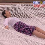 【画像】テレビ東京「ワールドビジネスサテライト」で女性アナウンサー・須黒清華さんのインナースケスケブラウスおっぱい😍😍😍😍😍😍😍😍