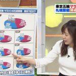 【画像】TBS「ひるおび!」で女性アナウンサー・江藤愛さんの着衣おっぱいが( 三 )ってなっていてエッッッッッッッ😍😍😍😍😍😍