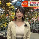 【画像・GIF】テレビ東京「よじごじdays」で中継に登場した女子アナ・森香澄さんのおっぱいがぷるんるんるん😍😍😍😍😍😍
