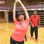【画像・GIF】BSテレ東「すぽサマ」の森香澄さん、腹筋は一回しかできないけどおっぱいゆさゆさダンシングはエロ∃😍😍😍😍😍😍