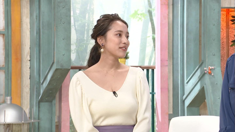 2019年11月10日に放送された「所さんの目がテン!」に出演した都丸紗也華さんのテレビキャプチャー画像-012