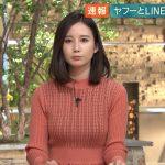 【画像】テレビ朝日女性アナウンサー・森川夕貴さんのおっぱいエチエチ報道ステーション😍😍😍😍😍😍