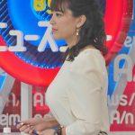 【画像・GIF】テレビ朝日女性アナウンサー・三谷紬さんを横から撮ったらおっぱいがホントスゴ∃😍😍😍😍😍😍😍😍