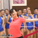 【画像・GIF】BSテレ東「スポさま」で女性アナウンサー・森香澄さんのおっぱいユサユサ新体操😍😍😍😍😍😍