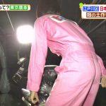 【画像・GIF】日本テレビ「ヒルナンデス!」で女性アナウンサー・滝菜月さんのつなぎお尻😍🍑😍🍑😍🍑
