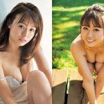 【画像】タレント・井口綾子さんのモッツァレラボディ…柔らかそうなおっぱいがエロ∃😍😍😍😍😍😍