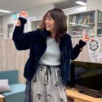 【動画】フジテレビ女子アナ・井上清華さんのおっぱいぷるんぷるんな「だるまさんがころんだ」がめちゃカワ∃😍😍😍😍