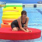 【画像・GIF】タレント・稲村亜美さんの下半身ががっしりしたエチエチ恵体🤩🤩🤩🤩🤩🤩