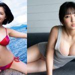 【画像】寺本莉緒さん、沢口愛華さん、JKグラドル二大巨乳おっぱいがマジゴイスー😍😍😍😍😍