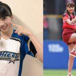 【画像】野球やサッカーのユニフォームを着た女の子がめちゃめちゃエロかわ∃😍😍😍😍😍