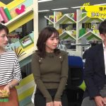 【画像】MBS女性アナウンサー・野嶋紗己子さんのおっぱいの膨らみが気になる「コトノハ図鑑」😍😍😍😍😍