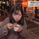 【画像・GIF】テレビ東京女性アナウンサー・田中瞳さん、飯食ってビール飲んでるだけなのにめちょめちょカワ∃😍🍺😍🍺😍🍺😍🍺