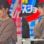 【画像】Abema的ニュースショーのテレビ朝日女子アナ・三谷紬さん、おっぱいが山のような膨らみ😍🤩😍🤩😍🤩😍🤩😍🤩