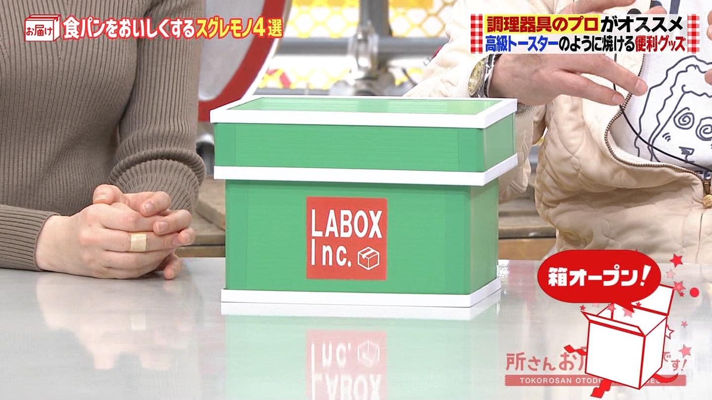 2020年1月12日に放送された「所さんお届けモノです!」に出演した新井恵理那さんのテレビキャプチャー画像-019