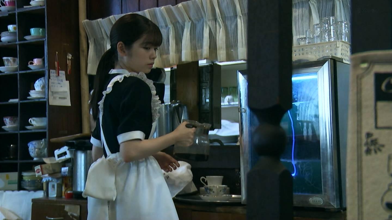 新・ミナミの帝王第18話に出演した小芝風花さんのテレビキャプチャー画像-002