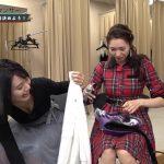 【動画・GIF】メ~テレ女子アナ・望木聡子さんの揺れながら谷間と膨らみが見える胸チラおっぱいがエッッッッッ😍😍😍😍😍